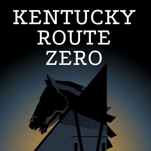 Kentucky Route Zero Box Art