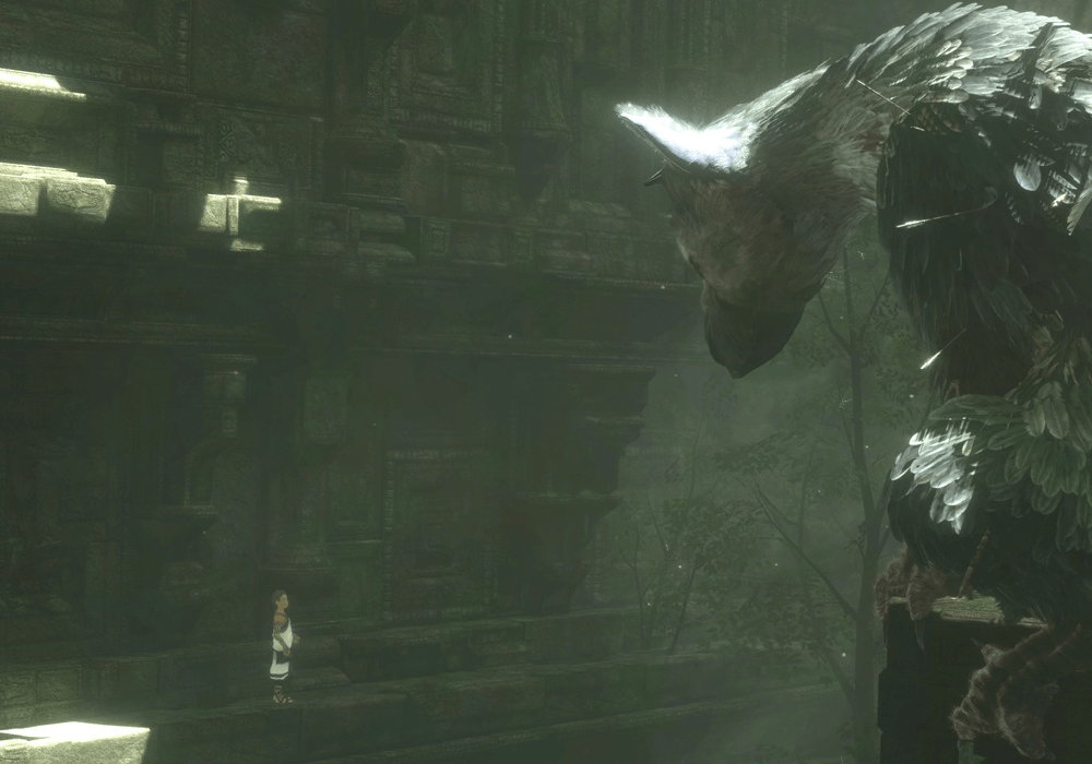 Rumor: The Last Guardian for PS4