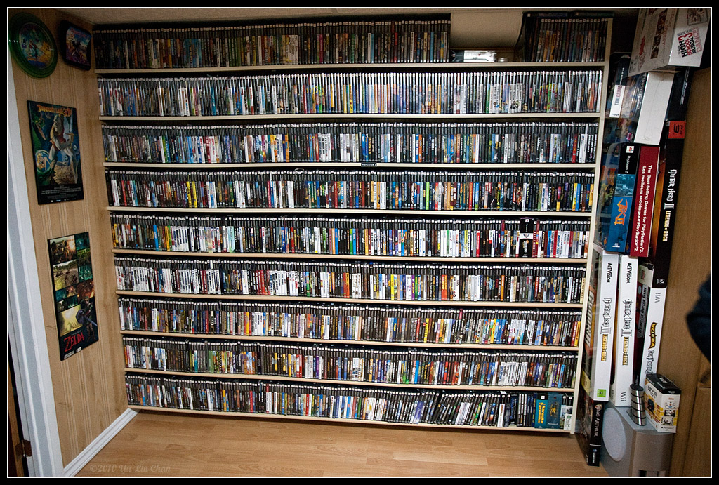 5 Tips For The Novice Game Collector