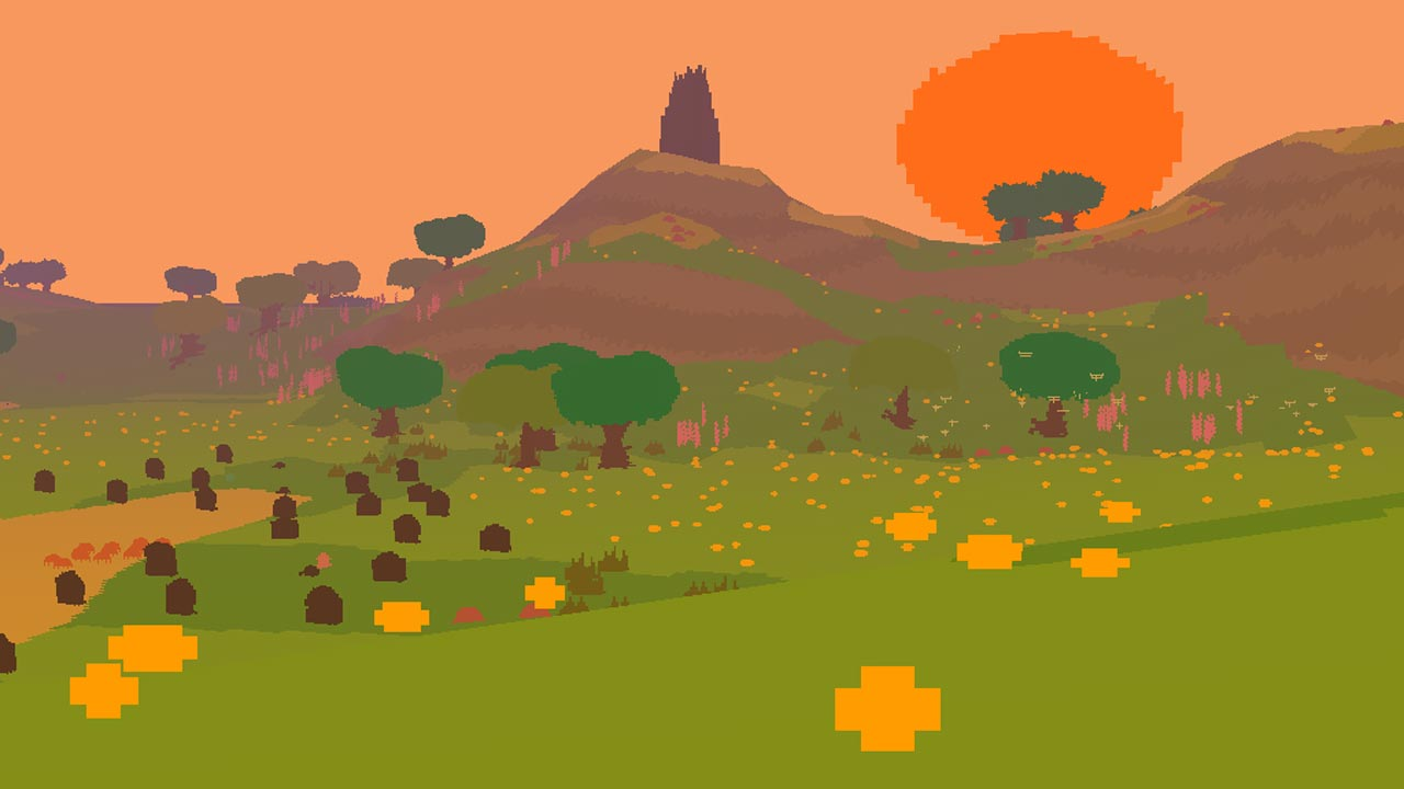 The Best Sights and Sounds of Proteus