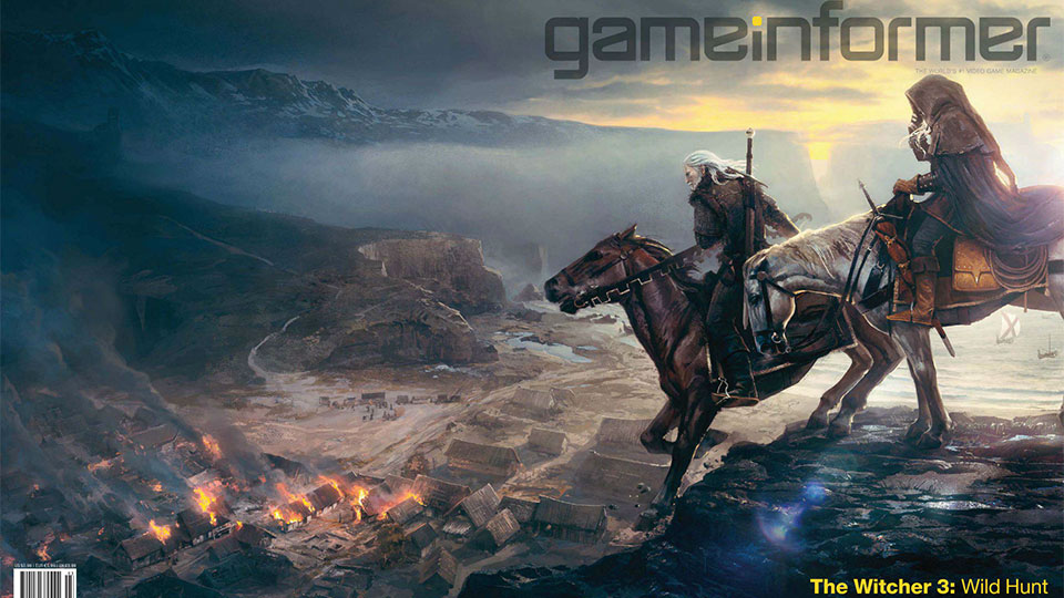 The Witcher 3 (Un)Officially Announced