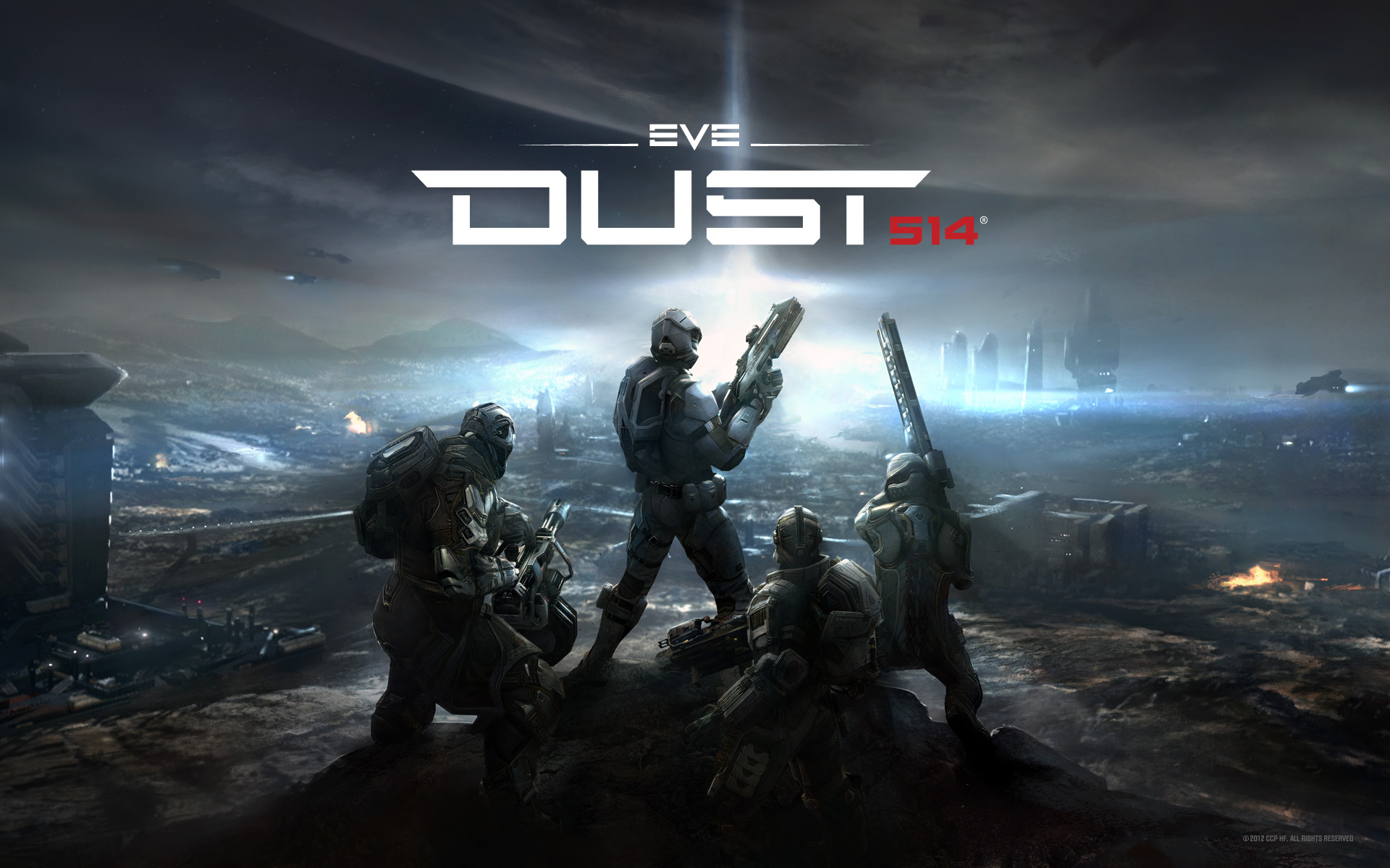 Dust 514 Review Week 1: Choppy Waters