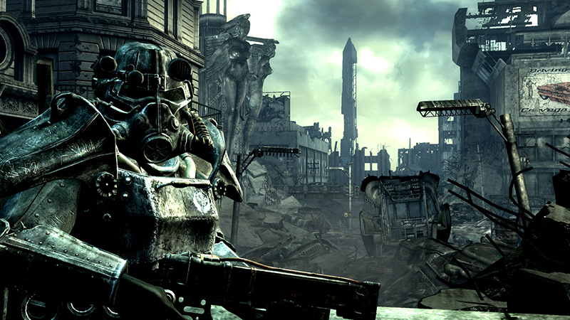 The Power of the Atom: Fallout 3′s Megaton