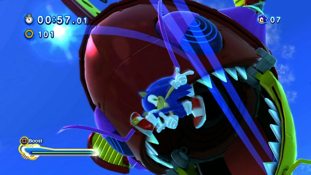 Rumor: New Sonic Game Is Sonic Adventure 3