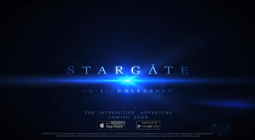 Stargate SG:1 Unleashed Coming To iOS and Android This March