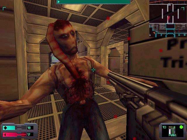 Report: System Shock 2 Could Possibly be Released on Steam and Good Old Games