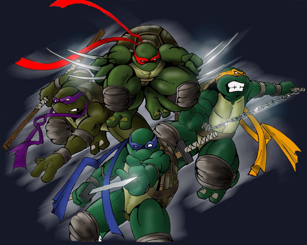 How to Make a Proper Ninja Turtles Movie