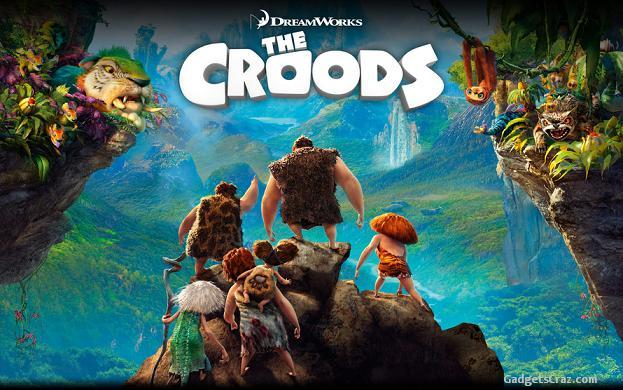 The Croods Review: Prehistoric Farmville Is Good?