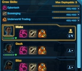 Star Wars: The Old Republic Update 2.0: The Bad Aspects
