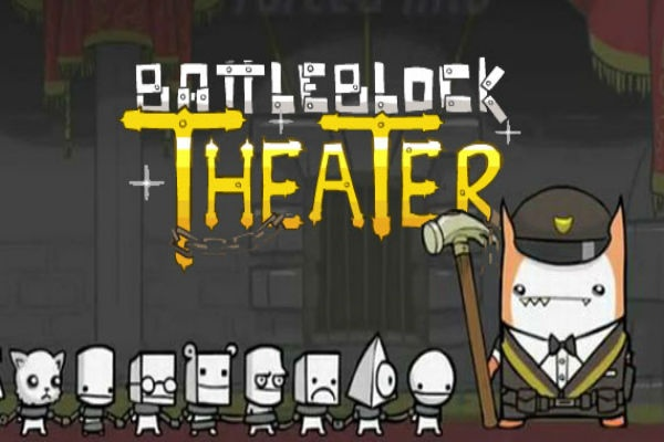 Hands On With BattleBlock Theater: Competitive Platforming Is A Beautiful Thing