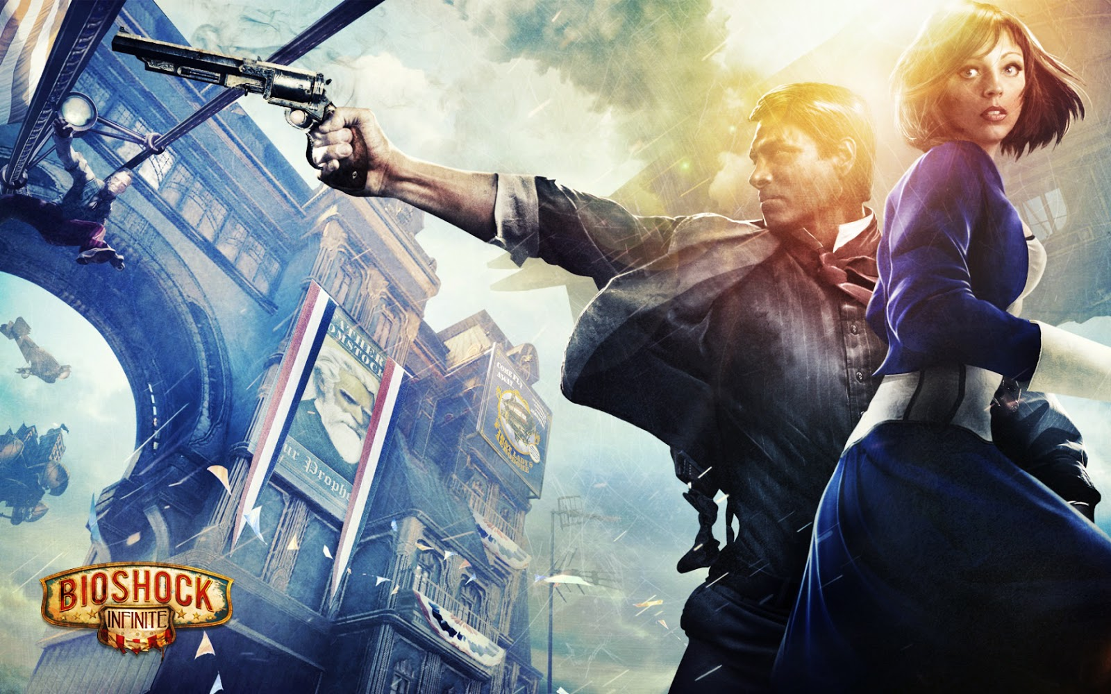 Bringing BioShock Infinite's Elizabeth to Life