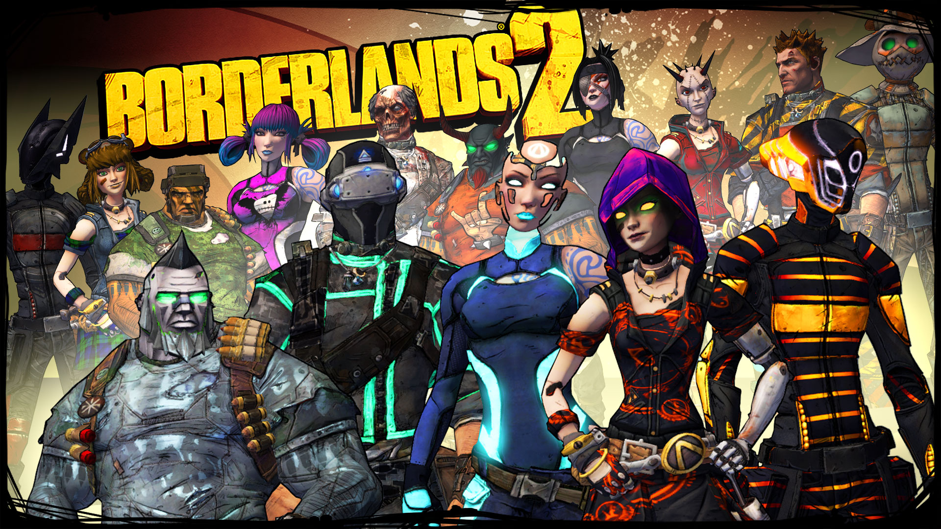Gearbox Announces Borderlands 2 DLC, New Vault Hunter at PAX East Panel