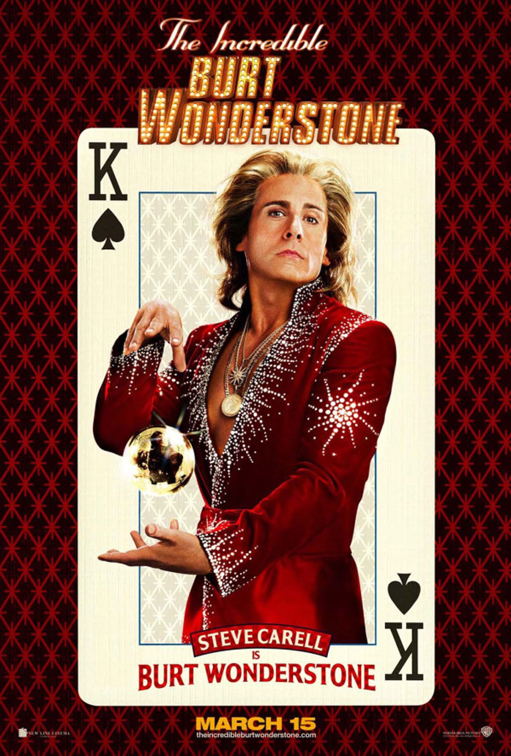 Review: The Incredible Burt Wonderstone – It's Kinda Magic