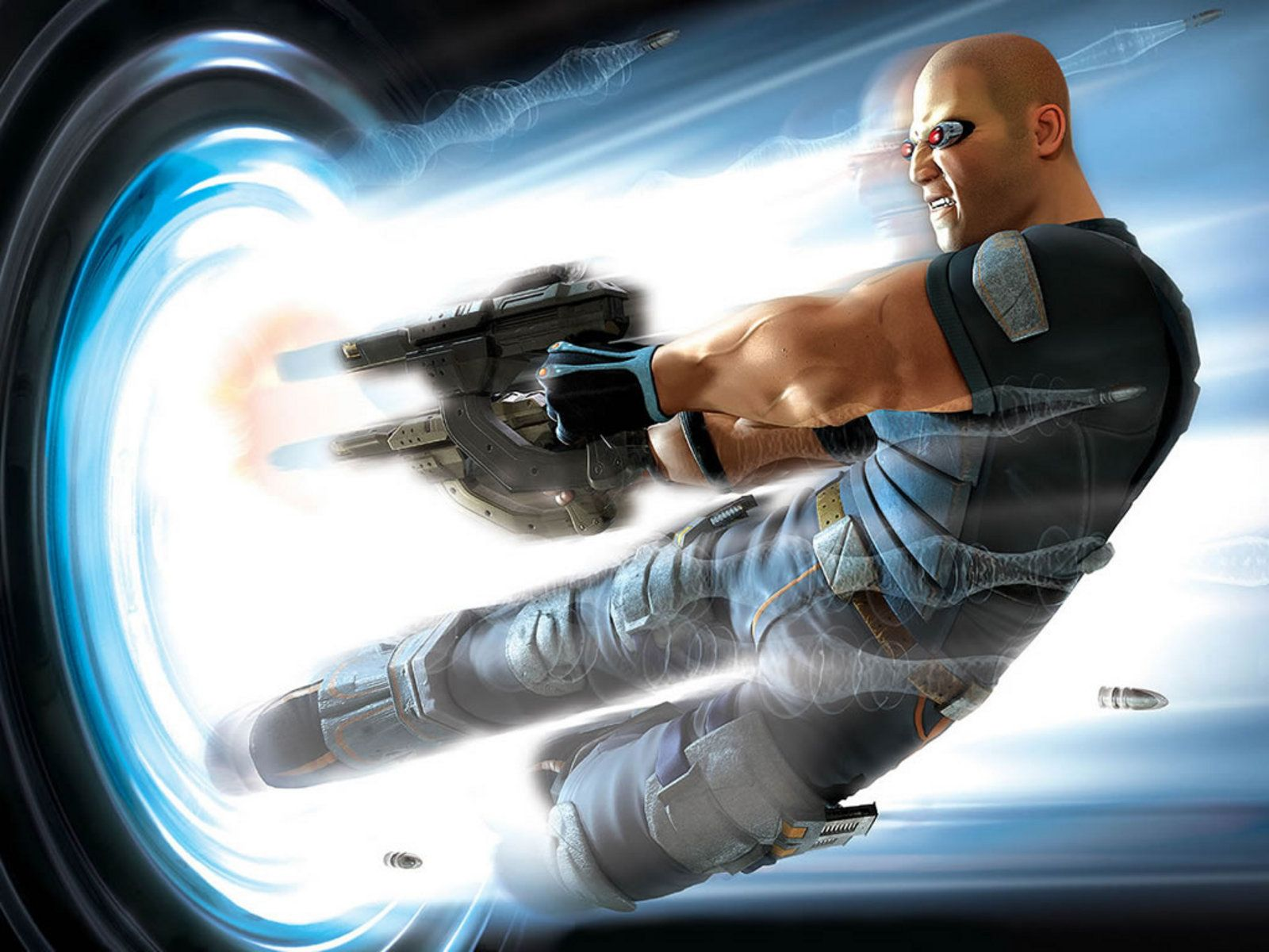 Fan-Made TimeSplitters Game Given Blessing by Crytek