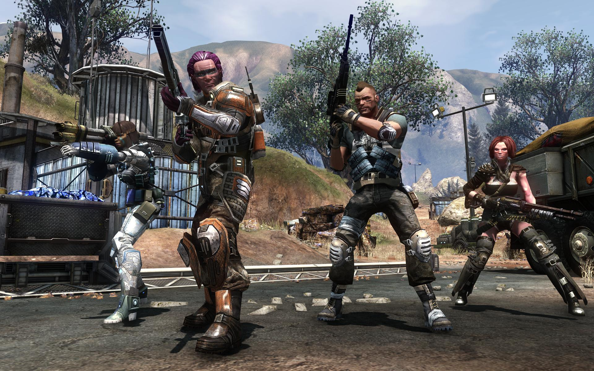 Defiance Review: The Average MMO