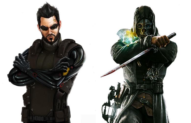 Deus Ex vs. Dishonored