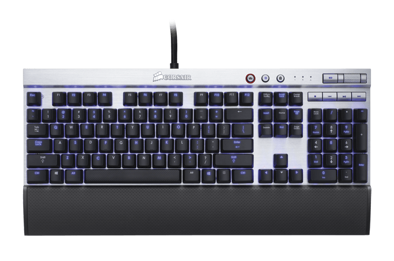 Cosair Vengeance Keyboard Coming in April