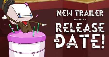 BattleBlock Theater Release Date Announced