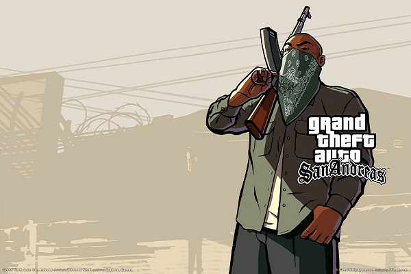 Gta 5 Cartoon Characters : Reasons why san andreas is still the greatest grand