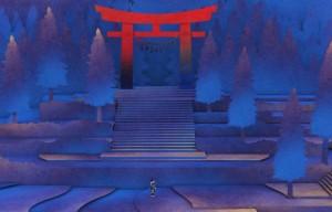 Tengami (2)