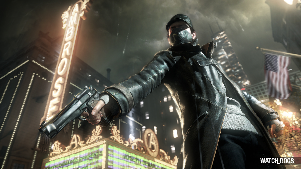 Jonathan Morin Shares Creative Vision for Watch Dogs