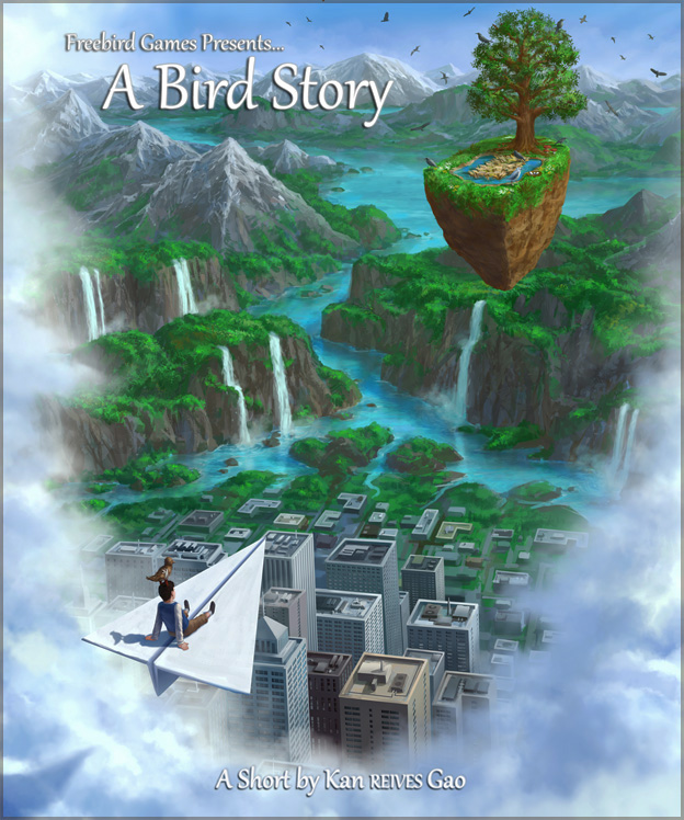 Freebird Games Announces A Bird Story