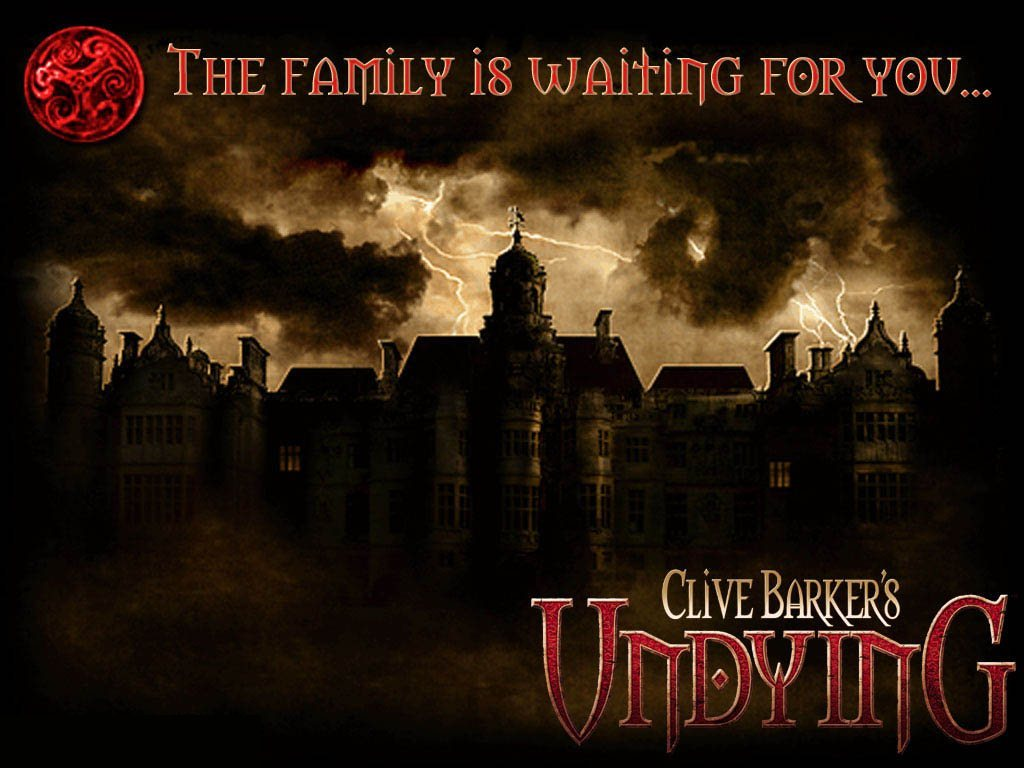 Clive Barker's Undying Now Available on GoG
