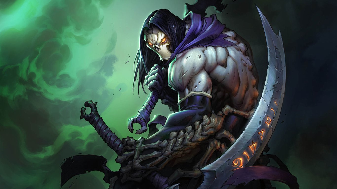 Darksiders 2 Leaving European eShop, Crytek to Bid on Franchise