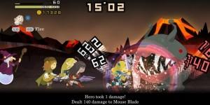 Indie Arcade: Half-Minute Hero