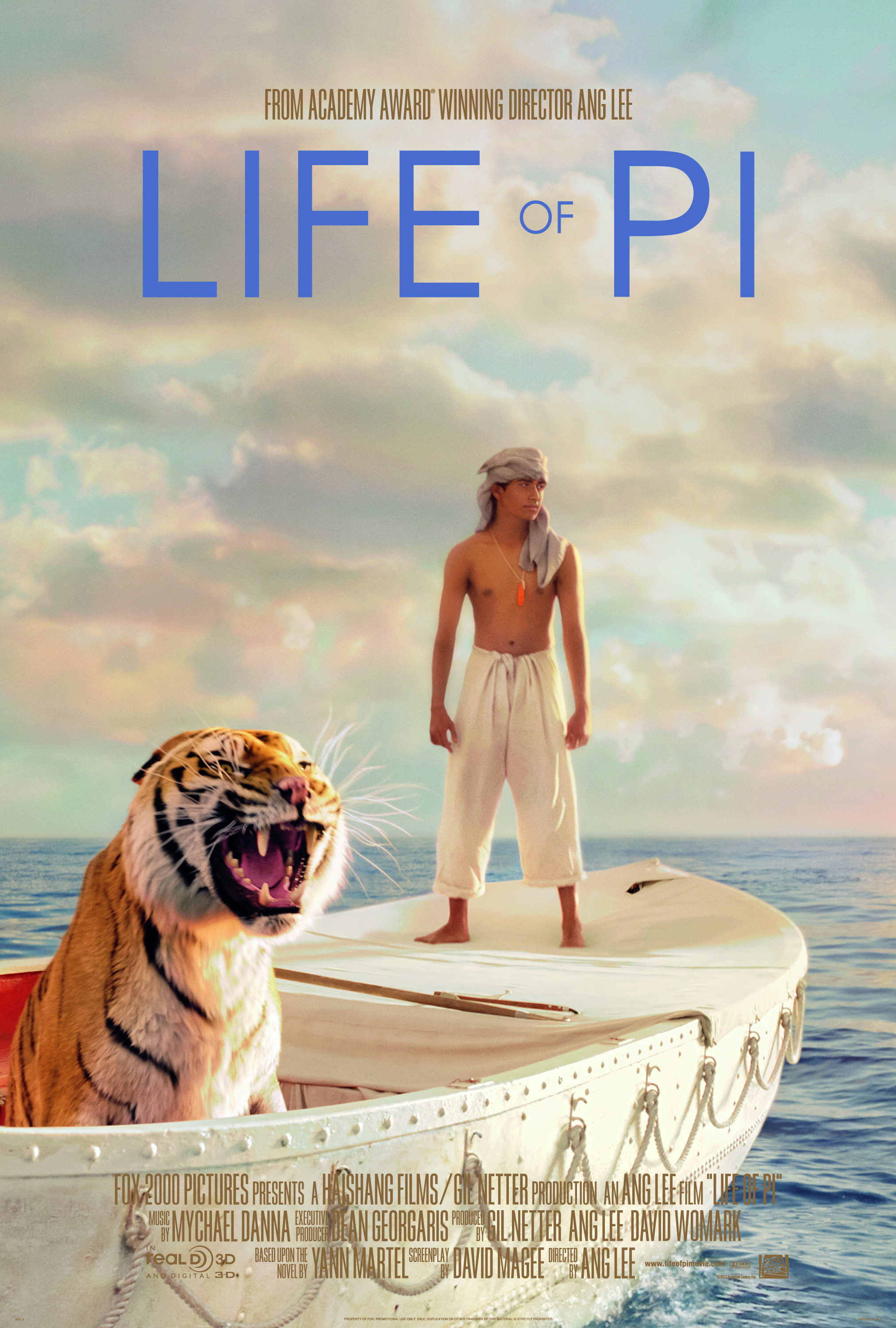 life of pi poster full
