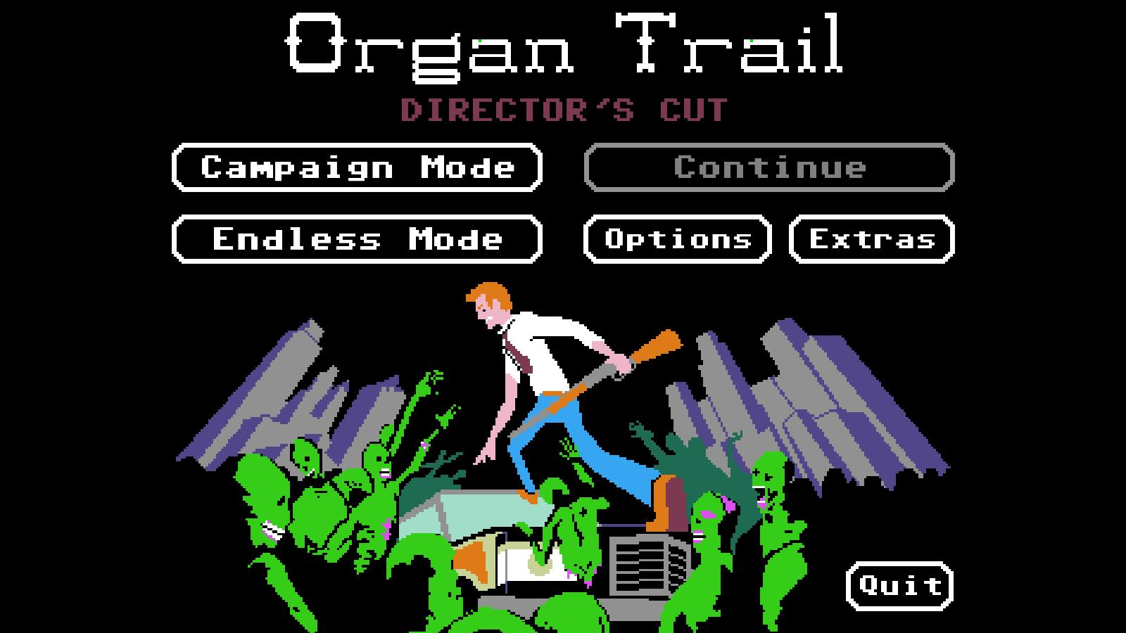 Organ Trail Review: Great Nostalgia With a Twist