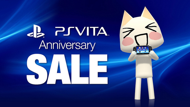 PlayStation Vita Anniversary Sale Continues with Free Games