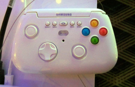 That Samsung Galaxy S4 Controller Looks Familiar