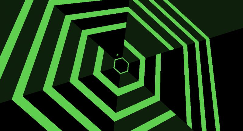 Latest Humble Bundle Features Super Hexagon