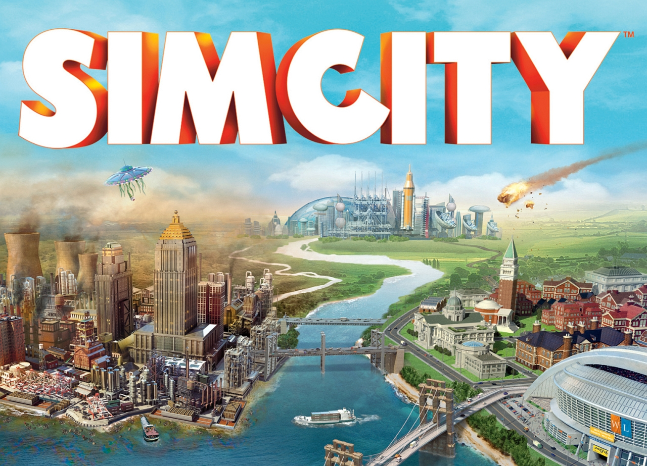 Another SimCity Mistake: Amusement Park DLC