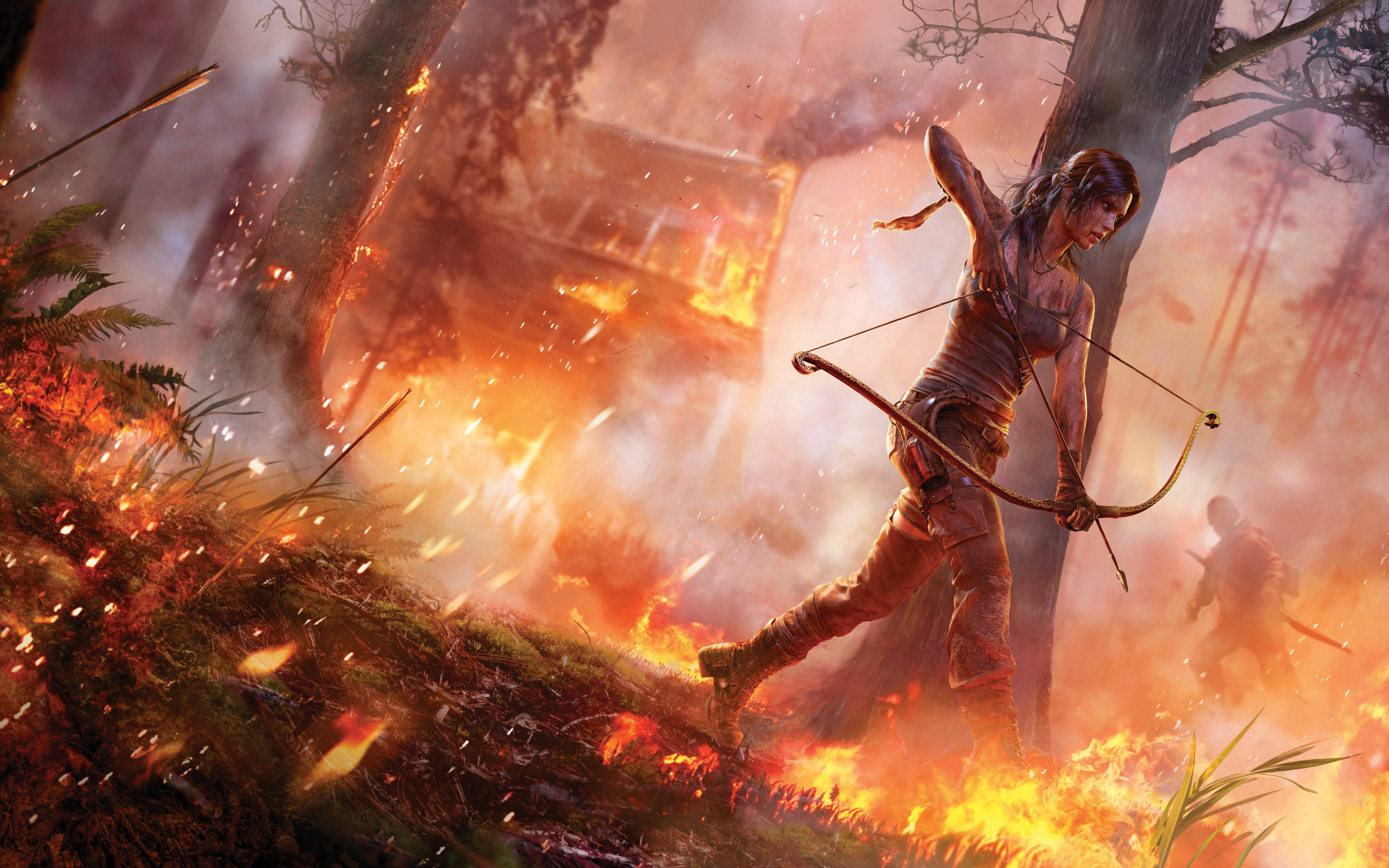 Does Lara Kill Too Many Bad Guys In The New Tomb Raider?