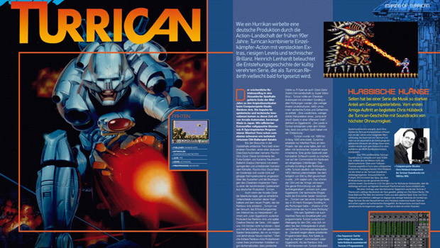New Turrican Game on the Way