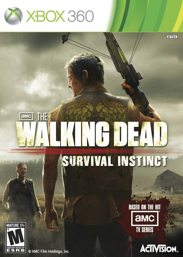 Walking Dead Survival Instinct: Doesn't Have Any of Its Own