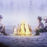 Hunter X Hunter episode 76:: Stories by the campfire