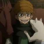 Hunter X Hunter episode 76: Ging with animals