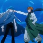 Hunter X Hunter episode 76: Ging and Kite