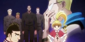 Hunter X Hunter episode 76: Greed Island characters