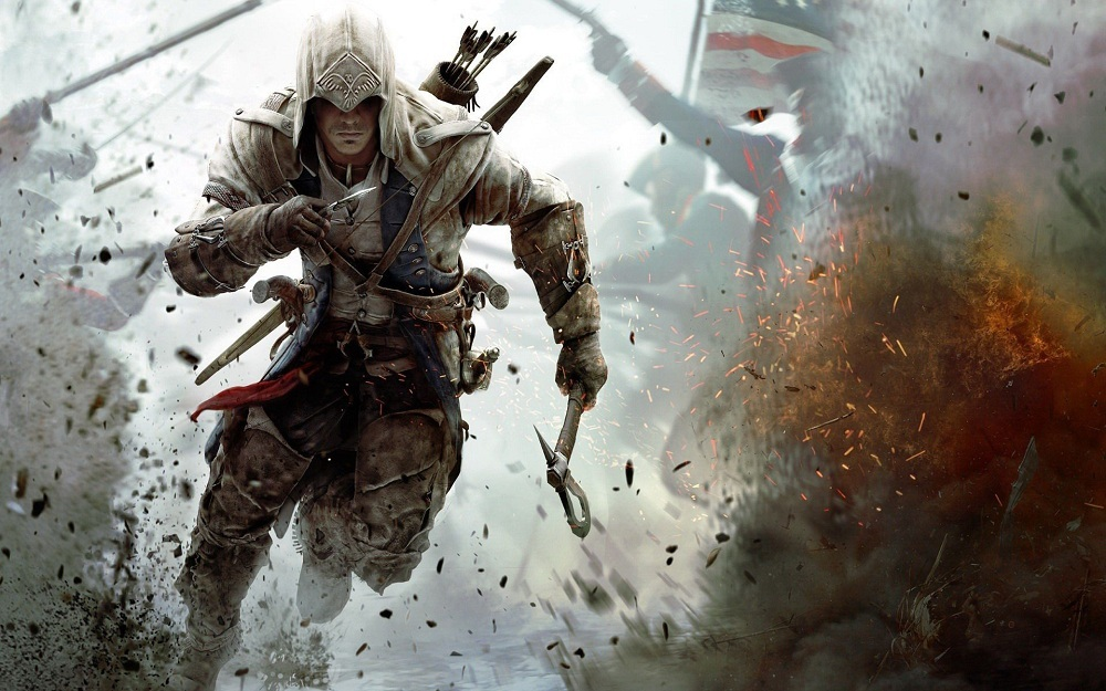 He's Not Perfect, But Connor Kenway Doesn't Suck