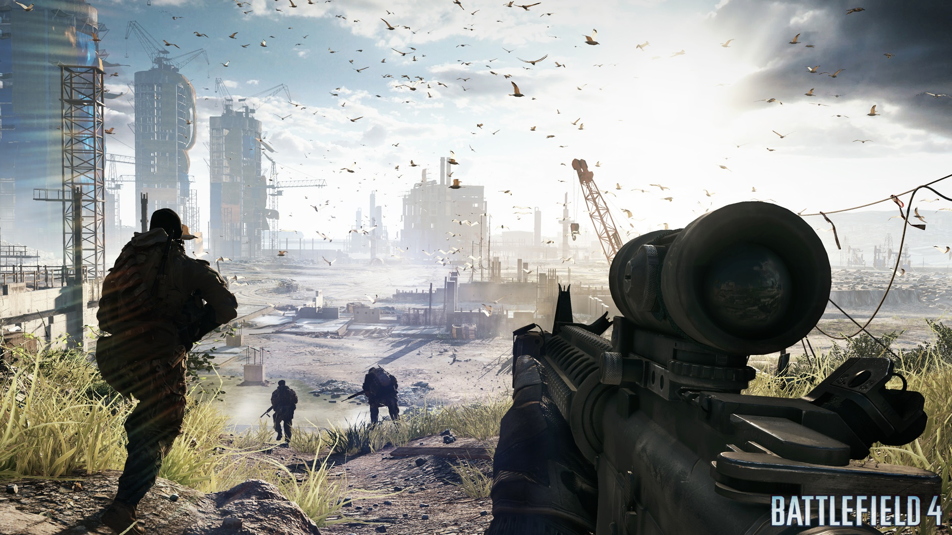 New Battlefield 4 Details Leaked From Promo Poster?
