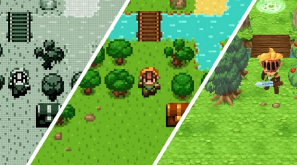 Evoland: A Nostalgic Journey Through the History of a Genre