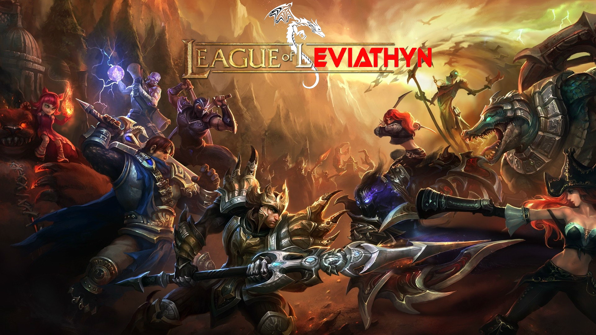 League of Leviathyn