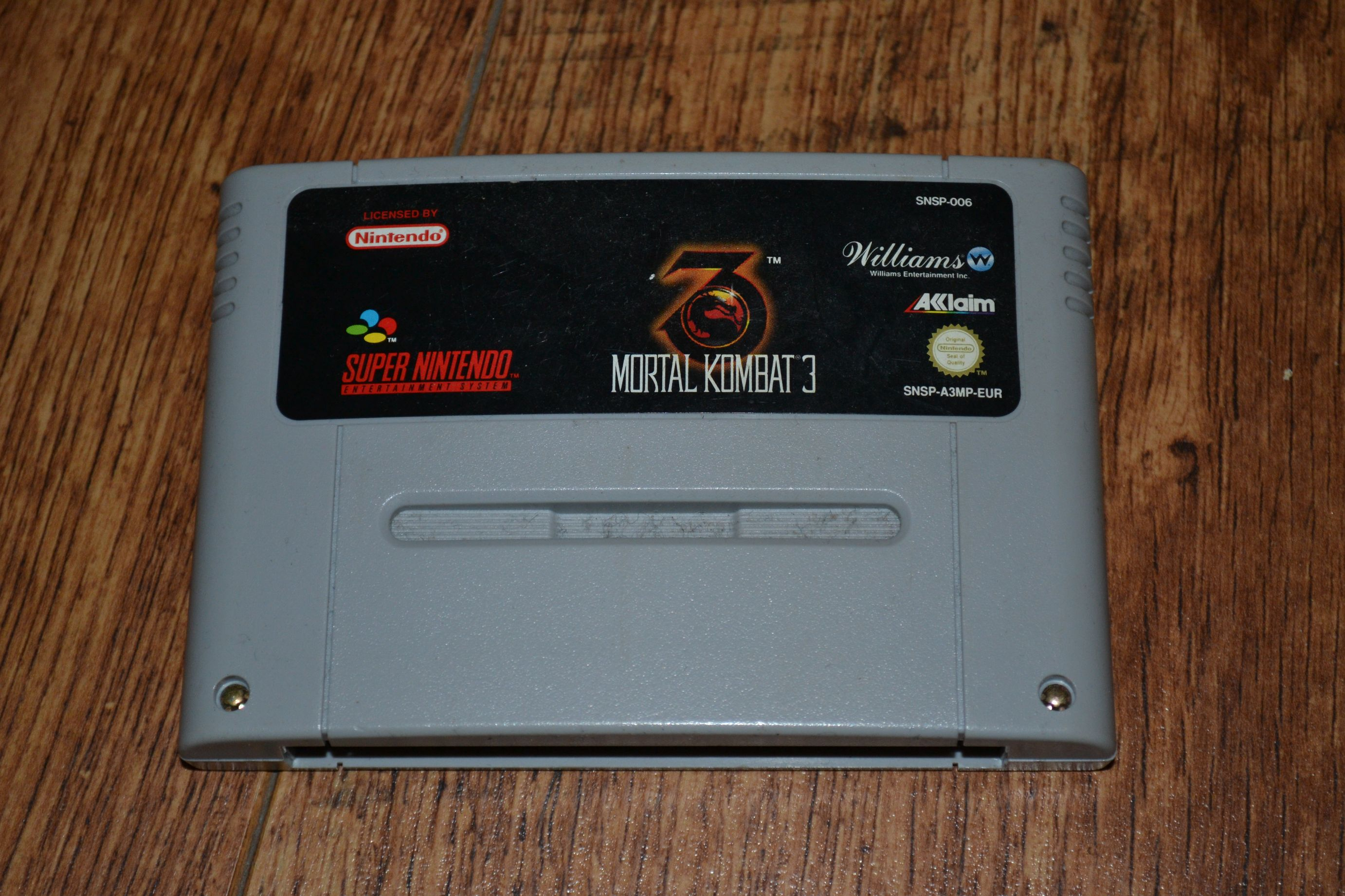 Gaming in Retrospect II: Mortal Kombat 3 on SNES