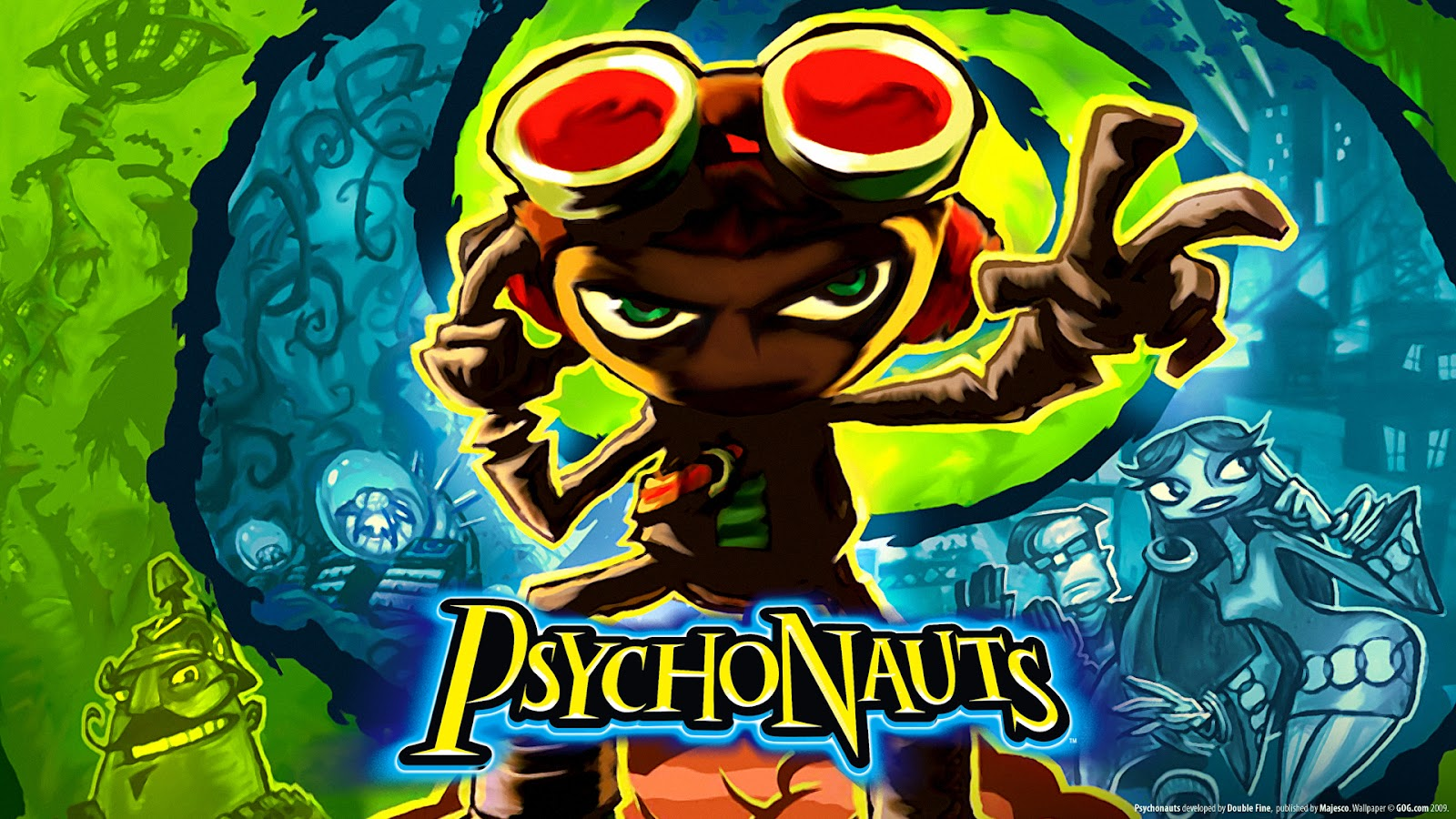Oldies but Goodies: Psychonauts