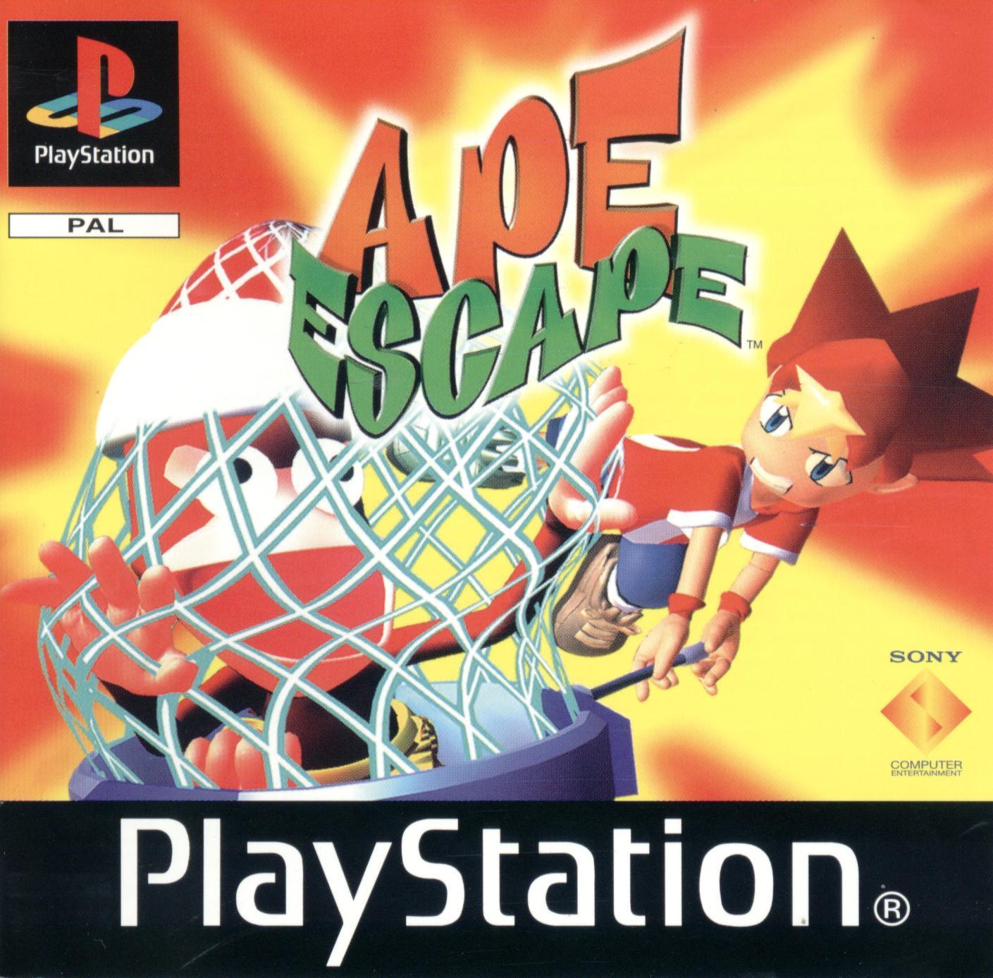 Games That Need a Comeback: Ape Escape