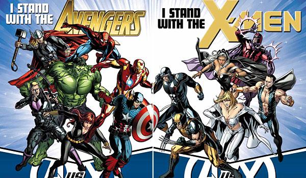 Capcom's Next Fighting Game? Enter the Avengers vs. X-Men Video Game